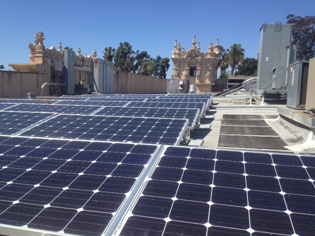 Absolutely Electric, Inc. - Casa De Balboa - Energy Efficient Lighting Design and solar panel installation