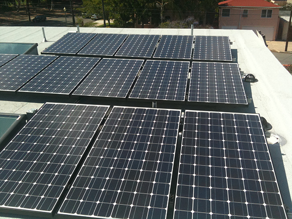 Absolutely Electric, Inc. Berger Solar Project