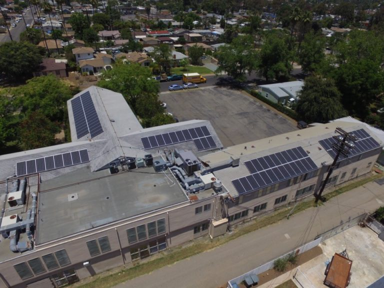 Grace Bible Church Commercial Solar Installation