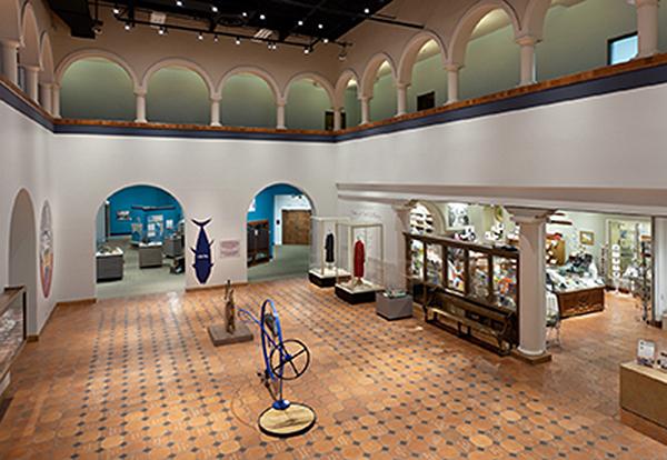 Absolutely Electric, Inc.   Lighting Design   San Diego History Center Atrium