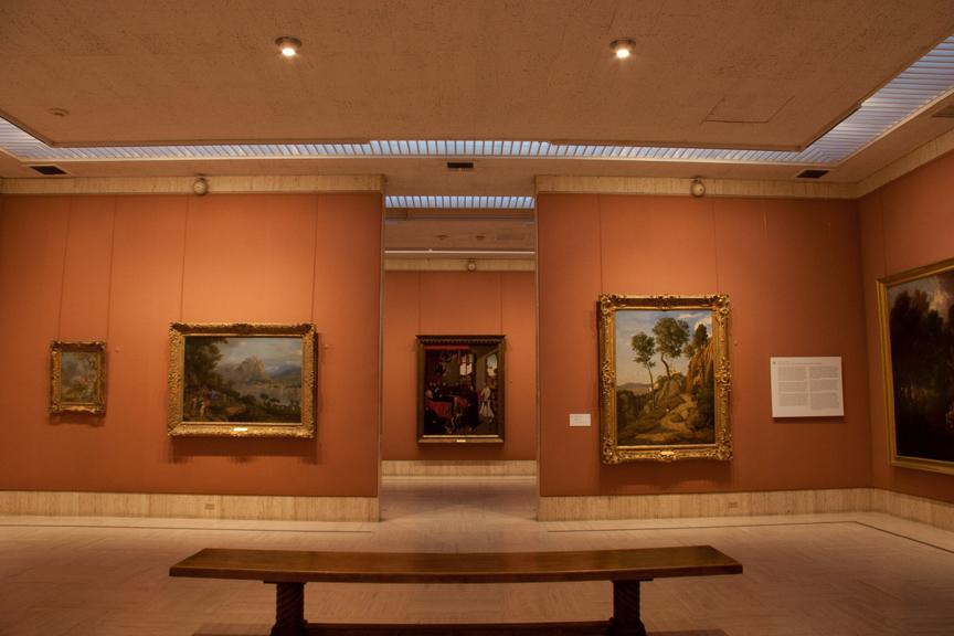 Absolutely Electric, Inc. - Timken Museum of Art - Lighting Design, LED upgrades, lighting  & controls gentler on artifacts