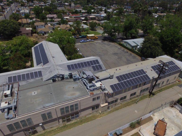 Grace Bible Church Commercial Solar Installation