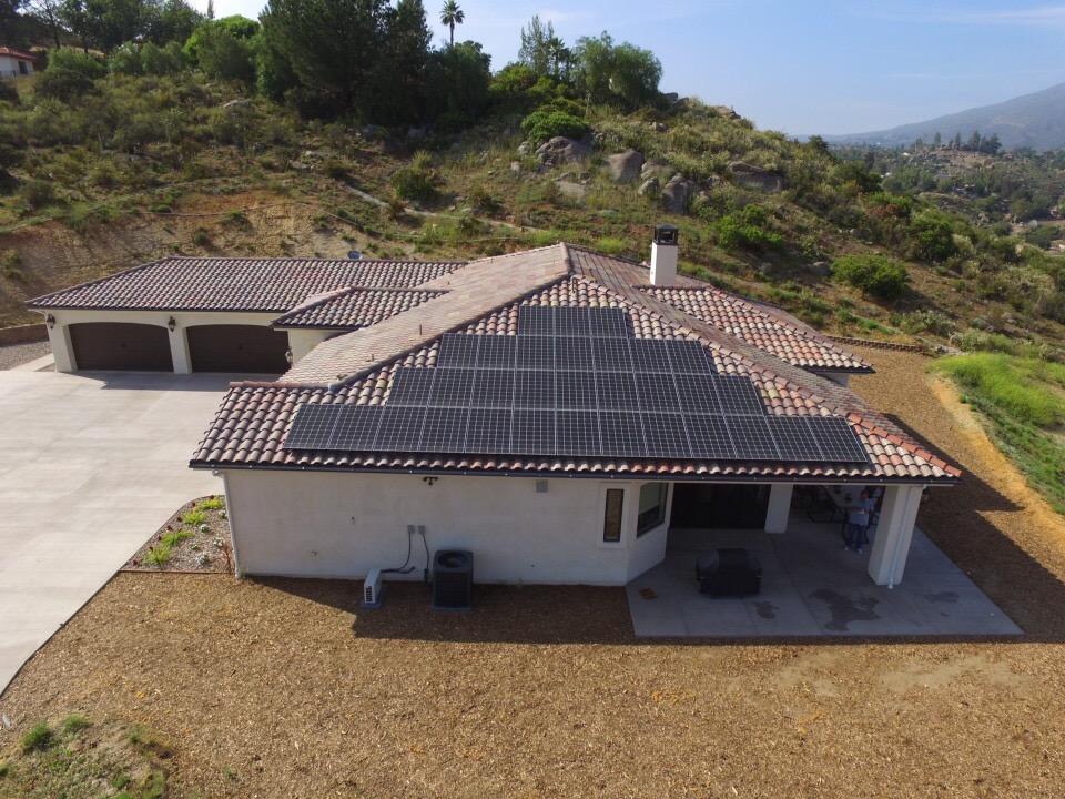 Residential Solar Installations 3